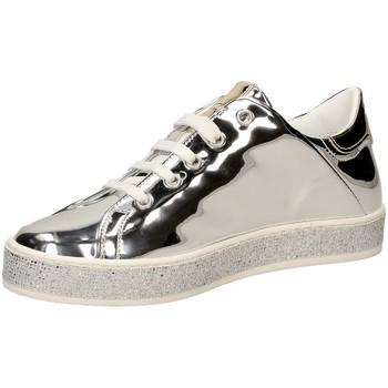 Scarpe Donna Sneakers basse Liu Jo AGYNESS 00532-argento