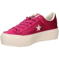 Scarpe Donna Sneakers basse All Star ONE STAR PLATFORM OX vberw-fuxia
