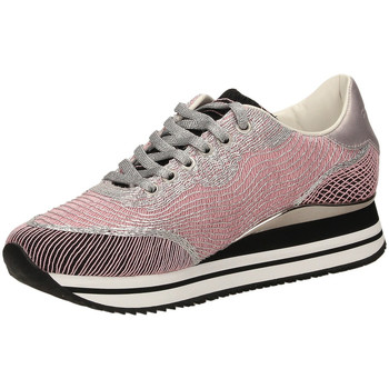 Scarpe Donna Sneakers basse Crime London FUGITIVE pink-rosa