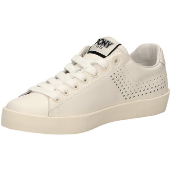 Scarpe Donna Sneakers basse Pony AURORA LEATHER a4-bianco