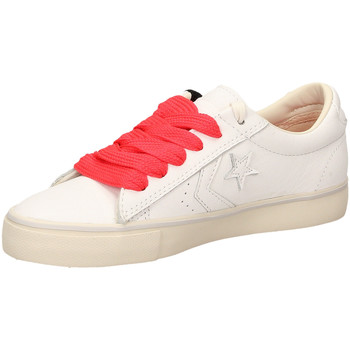 Scarpe Donna Sneakers basse All Star PRO LEATHER VULC OX white-bianco