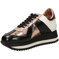 Scarpe Donna Sneakers basse Alexander Smith CRACKLE rose-rosa