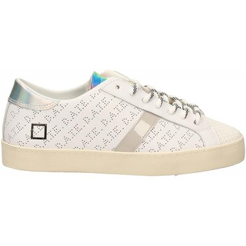 Scarpe Donna Sneakers basse Date HILL LOW CALF white-iridescent
