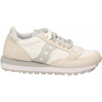 Scarpe Sneakers basse Saucony JAZZ O white-grey