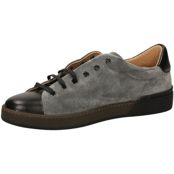 Scarpe Uomo Sneakers basse Frau SUEDEBIMATER grigi-grigio
