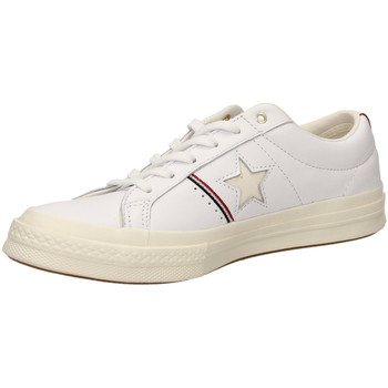 Scarpe Uomo Sneakers basse All Star ONE STAR OX where-bianco
