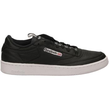 Scarpe Uomo Sneakers basse Reebok Sport CLUB C 85 RT black-nero