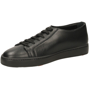 Scarpe Uomo Sneakers basse Santoni TENNIS 6F+T.LIS+INF ydn01-nero