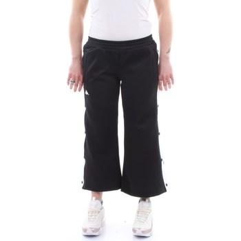 Abbigliamento Donna Pantalone Cargo Kappa 304iew0 Nero