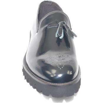 de1dbbc344af Scarpe Uomo Mocassini Malu Shoes scarpe uomo mocassino classico sportivo  nero fondo roccia antis NERO