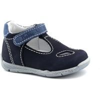 Scarpe Unisex bambino Scarpette neonato Balocchi BAL-E19-492120-BL-a Blu