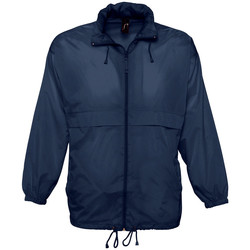 Abbigliamento giacca a vento Sols SURF REPELENT HIDRO Azul