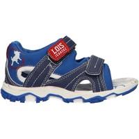 Scarpe Bambino Sandali Lois 46085 Azul