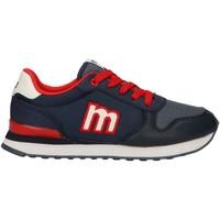 Scarpe Unisex bambino Sneakers basse MTNG 47730 Azul