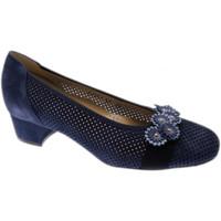 Scarpe Donna Décolleté Loren LO60851bl blu