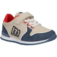 Scarpe Unisex bambino Sneakers basse MTNG 47707 Gris