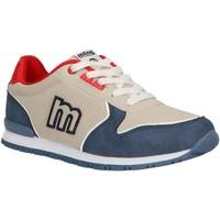 Scarpe Unisex bambino Sneakers basse MTNG 47706 Gris