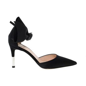 Scarpe Donna Sandali Guido Sgariglia Sandalo con tacco nero