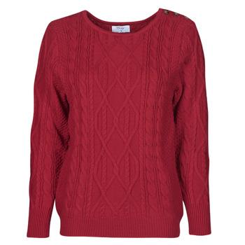 Abbigliamento Donna Maglioni Betty London LEONIE Rosso
