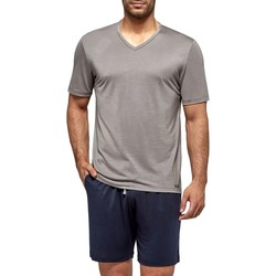 Abbigliamento Uomo Pigiami / camicie da notte Impetus Travel 4065F84 G20 Grigio