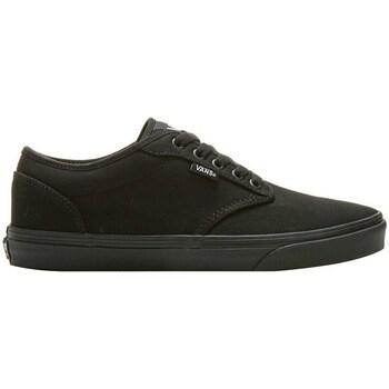 Scarpe Unisex bambino Sneakers basse Vans YT Atwood Nero