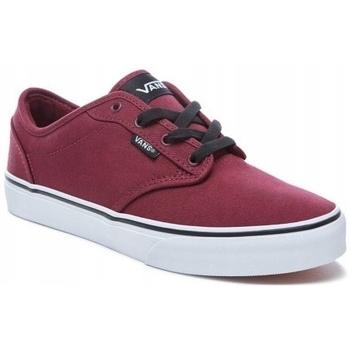 Scarpe Unisex bambino Sneakers basse Vans YT Atwood Carminio