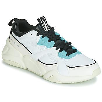 Scarpe Donna Sneakers basse Puma NOVA 2 Bianco