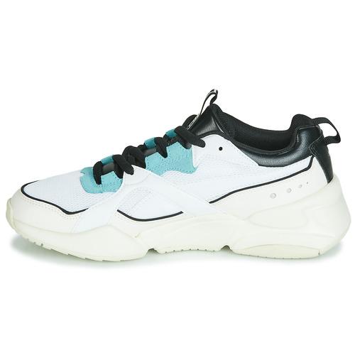 Donna Puma Sneakers Nova Basse 2 Bianco VUzSMp