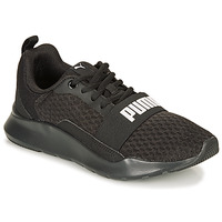 Scarpe Sneakers basse Puma PUMA WIRED.BLK Nero