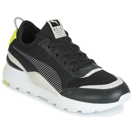 Consegna Uomo 10000 Basse Gratuita Puma Scarpe 0 Core Sneakers Nero Rs k0Pnw8O