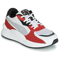 Scarpe Unisex bambino Sneakers basse Puma RS-98 SPACE JUNIOR Bianco / Rosso