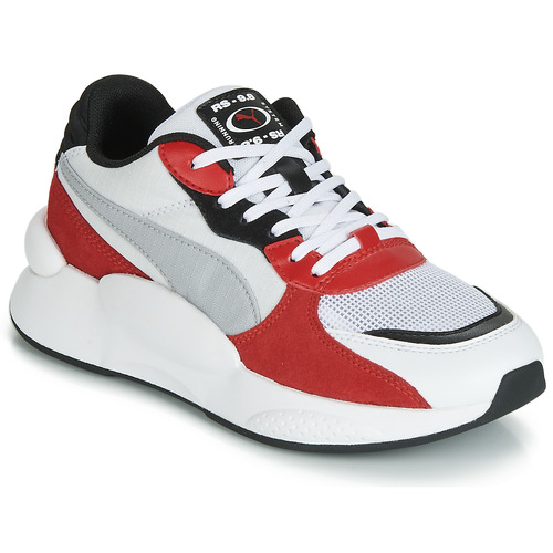 Scarpe Unisex bambino Sneakers basse Puma RS-98 SPACE JUNIOR Bianco / Rosso