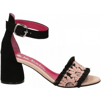 Scarpe Donna Sandali Le Babe TESSA JACQUAR rosa