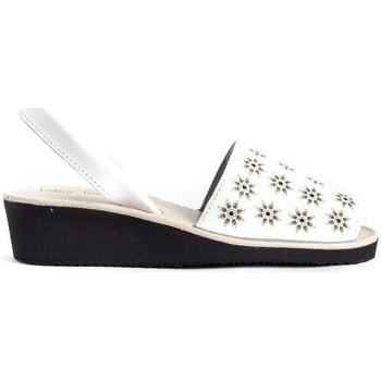 Scarpe Donna Sandali Colour Feet MACARELLETA LASER Bianco