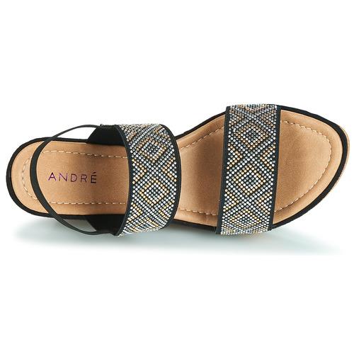 André Rataplan Multicolore - Consegna Gratuita- Scarpe Sandali Donna 3675