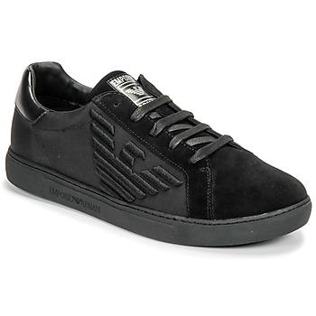 Scarpe Uomo Sneakers basse Emporio Armani X4X279-XM035-A085 Nero