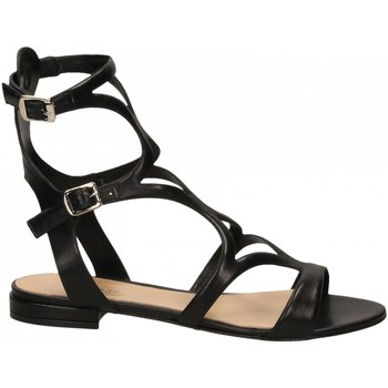 Scarpe Donna Sandali The Seller ELDORADO / NAPPA nero