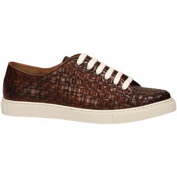 Scarpe Uomo Sneakers basse Brecos VITELLO brandy