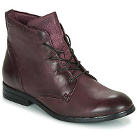 Scarpe Donna Stivaletti Dream in Green LAMPEDI Bordeaux