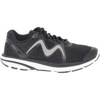 Scarpe Donna Sneakers basse Mbt Sneakers  SPEED 2 W in tessuto e ecopelle nero e grigio nero,grigio