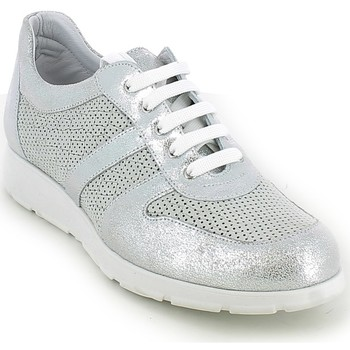 Scarpe Donna Sneakers Slight 316.16_36 ARGENTO