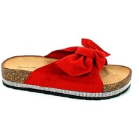 Scarpe Donna ciabatte Sweet Shoes LS78.11_36 ROSSO