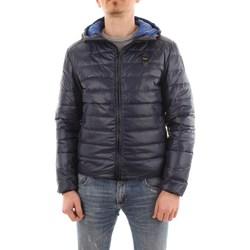Abbigliamento Uomo Piumini Blauer 19sbluc03530-005298-giubbotto 888bm-blu