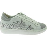 Scarpe Donna Sneakers basse Loren LOC3841bi bianco