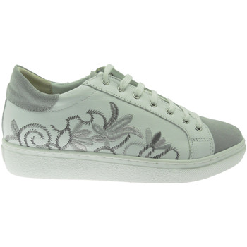 Scarpe Donna Sneakers basse Calzaturificio Loren LOC3841bi bianco
