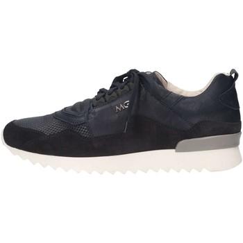 Scarpe Uomo Sneakers basse Mg Magica U1905B BLU Blu