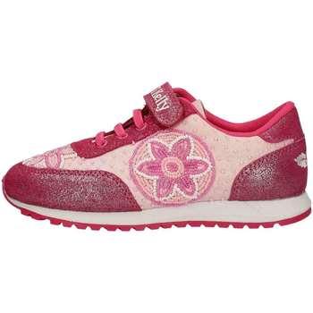 Scarpe Bambina Sneakers basse Lelli Kelly LK4810 FUCSIA