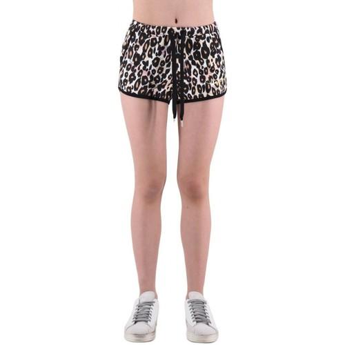 Happiness   Leo Shorts Multi   HAP_E19_NOTLEOP HAP_E19_NOTLEOP MultiColoreee - Abbigliamento Shorts   Bermuda donna 45,51