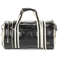 Borse Uomo Borse da sport Fred Perry CLASSIC BARREL BAG Nero