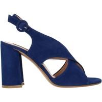 Scarpe Donna Sandali Bacta De Toi 897 Blu elettrico